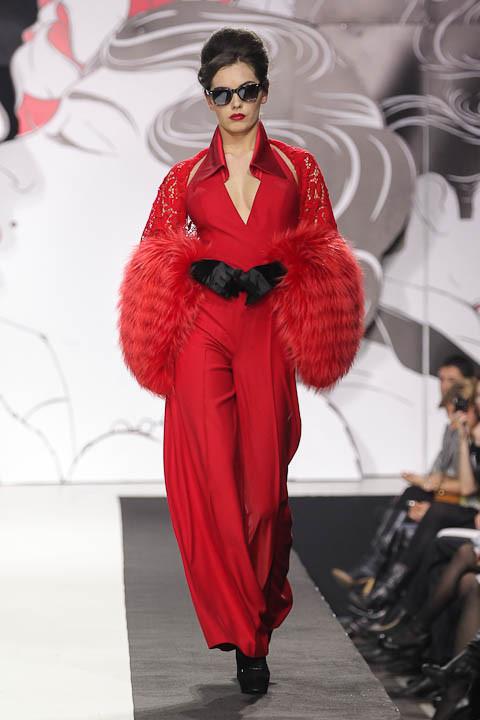 """Коллекция """"La Femme Magnifique"""" Модного Дома Игоря Гуляева. Изображение № 44."""