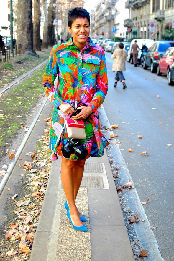 Milan Fashion Week. За кадром. Изображение № 17.