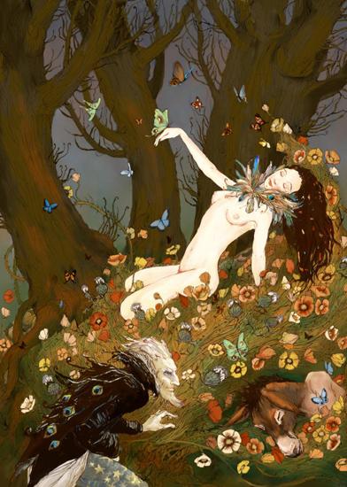 Сказочный мирErin Kelso. Изображение № 19.