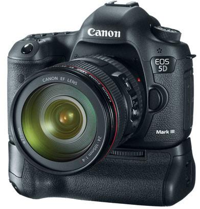 Canon EOS 5D Mark III. Изображение № 5.