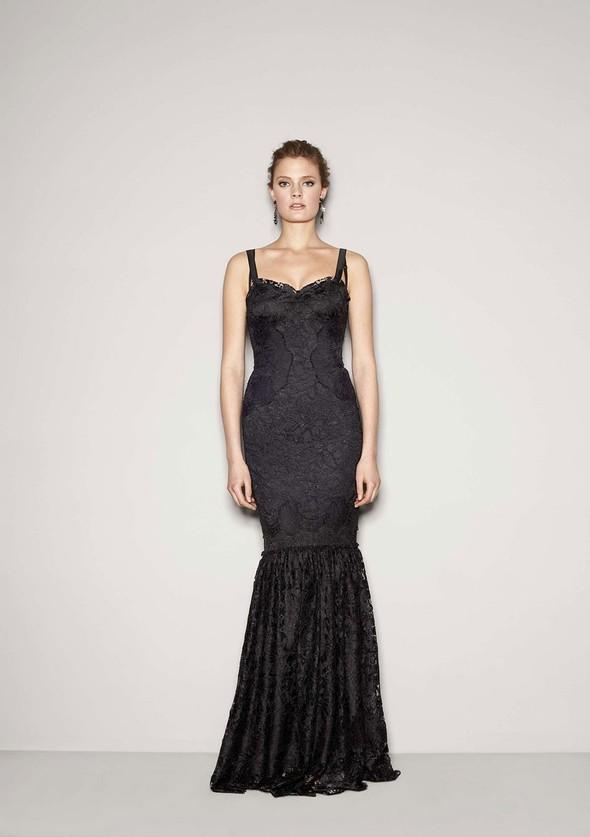 Лукбук: Dolce & Gabbana FW 2011 Women's. Изображение № 26.