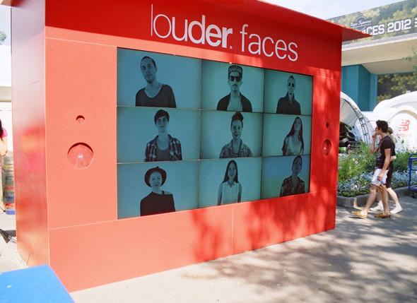 Louder Faces - проект о лицах мегаполиса. Изображение № 1.