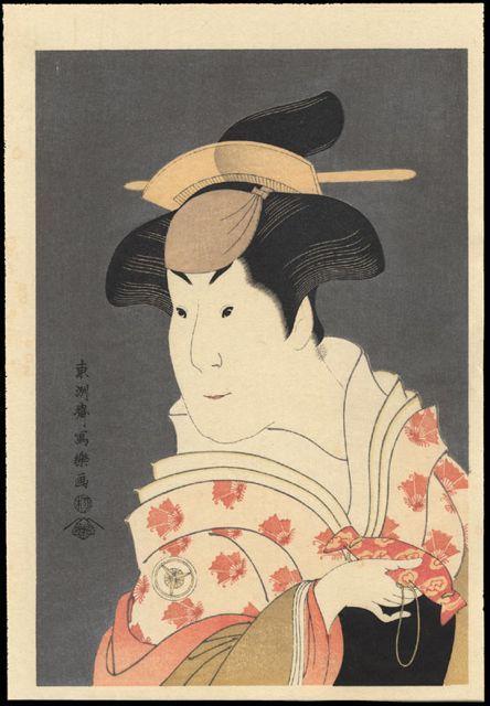 Кабуки – оннагата, токивадзу иживые куклы. Изображение № 6.