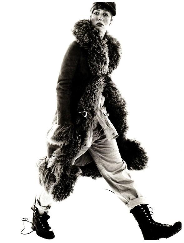 Съёмка: Ракель Зиммерманн для Vogue. Изображение № 7.