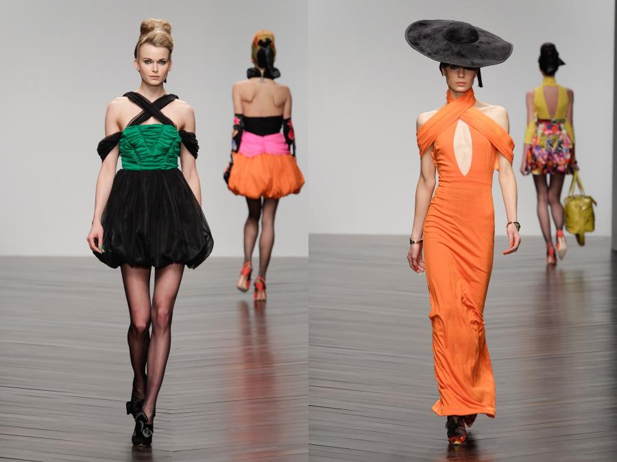 Неделя моды в Лондоне:  День 1. Изображение № 18.