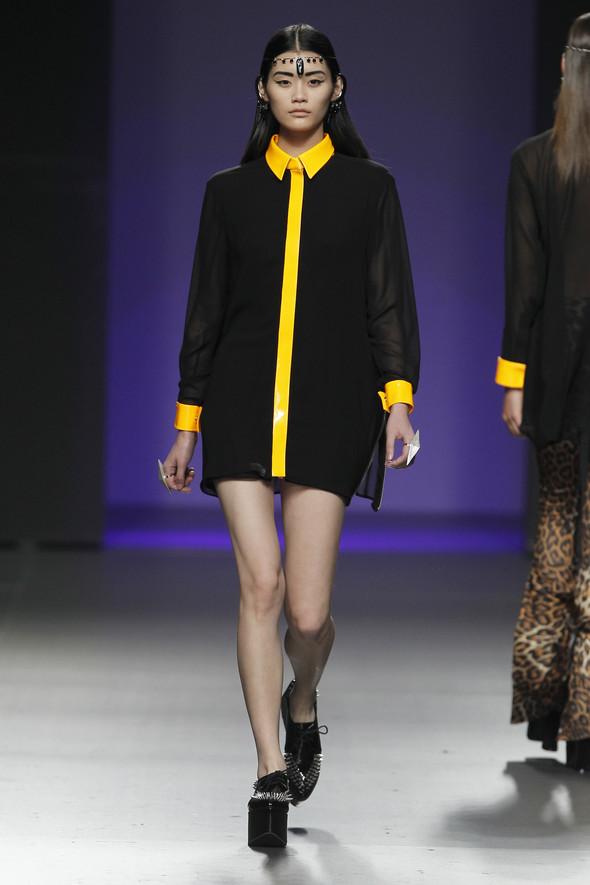 Madrid Fashion Week A/W 2012: Maria Escote. Изображение № 4.