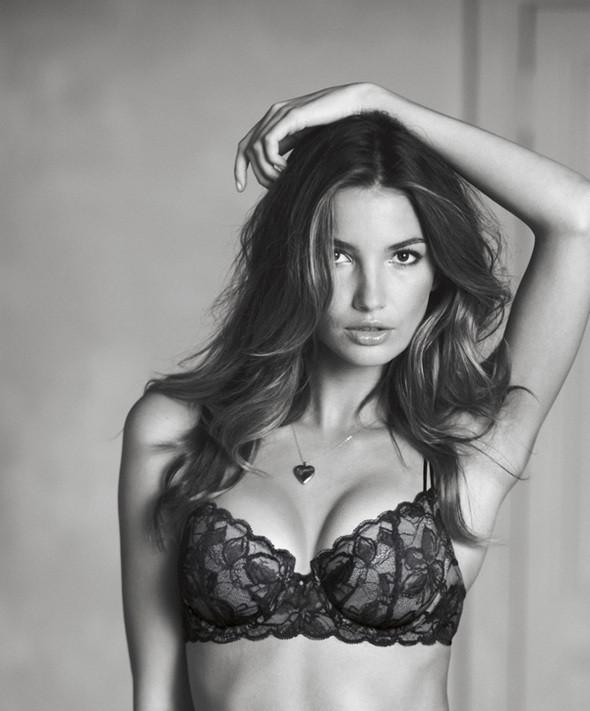 Изображение 9. Рекламная кампания Victorias Secret: День святого Валентина.. Изображение № 9.