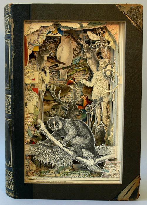 Книжные работы Alexander Korzer-Robinson. Изображение № 14.