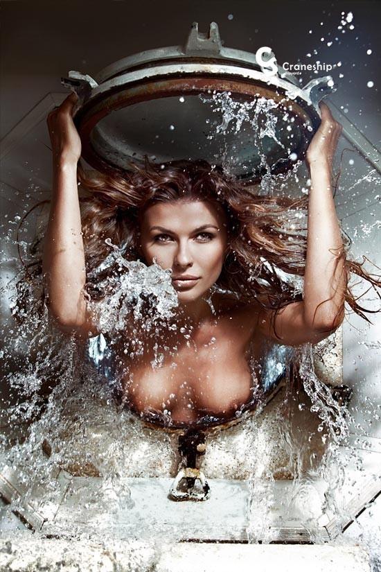 Nude Corporate Calendar 2010. Изображение № 13.