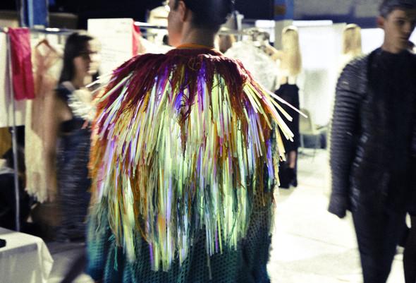 Фестиваль Hyeres: Дневник с бэкстейджа самого смелого конкурса в фэшн-дизайне. Изображение № 29.
