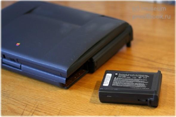 Ретро: Apple Powerbook 3400c200 97года. Изображение № 10.