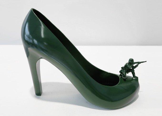 Дизайнер распечатал коллекцию туфель на 3D-принтере. Изображение № 9.