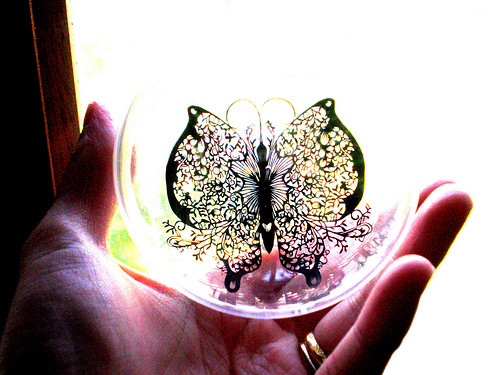 Необыкновенные кружева изобычной бумаги. Hina Aoyama. Изображение № 16.