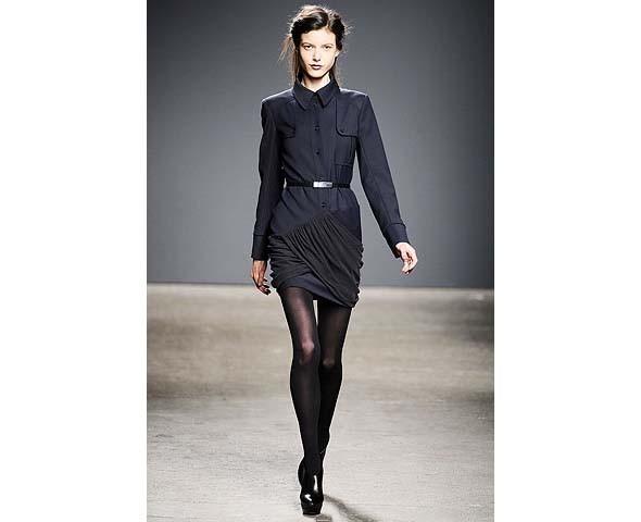 Неделя моды в Нью-Йорке: второй день. Изображение № 59.