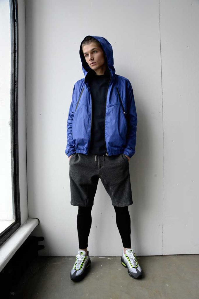 Гоша Рубчинский снял лукбук для Nike Sportswear. Изображение № 18.