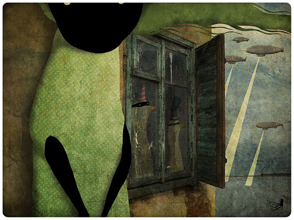 Иллюстратор Сергей Первушин. Изображение № 14.