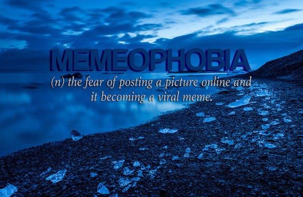 «Страх того, что опубликованная картинка станет мемом». Изображение № 10.