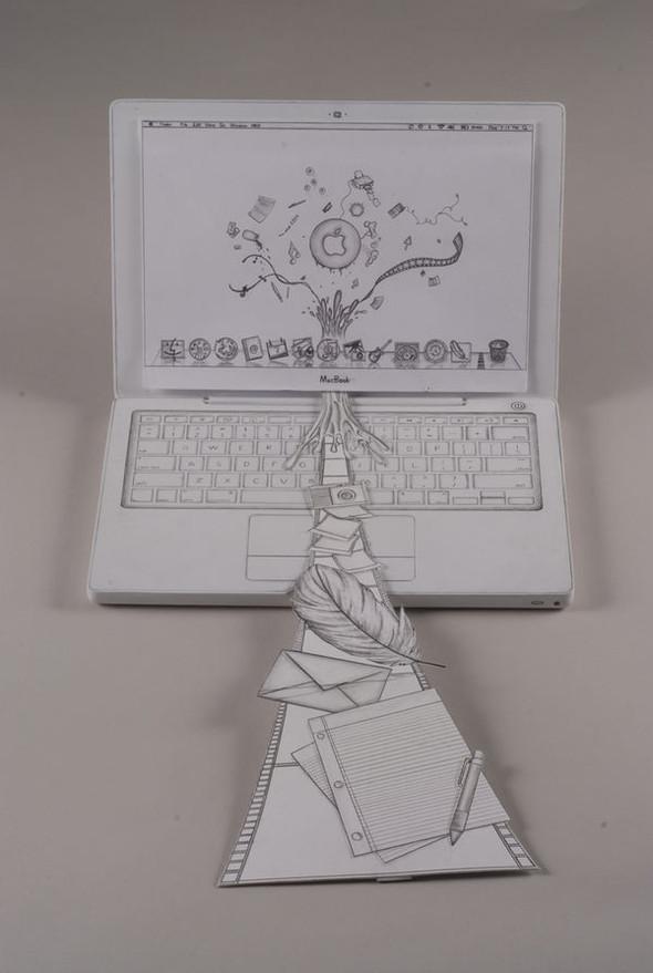 Macbook Draw. Изображение № 1.