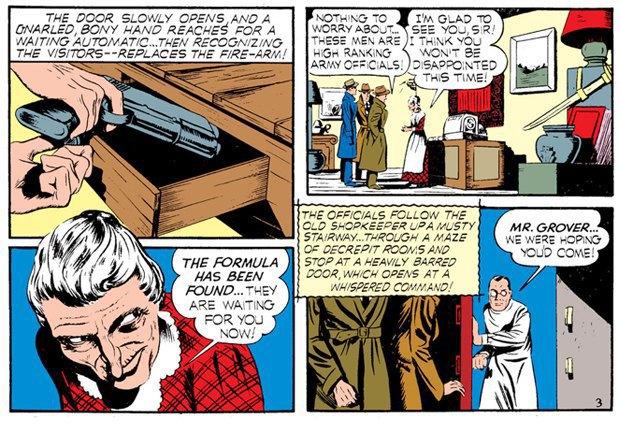 10 лучших комиксов про Капитана Америку. Изображение № 5.