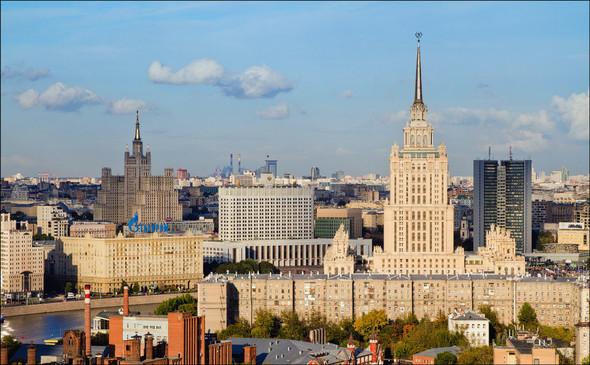 Покорители московских вершин. Изображение № 9.