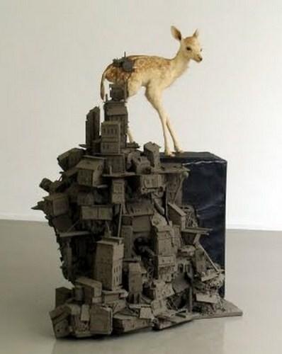 Природа под гнётом громоздкой городской архитектуры. Изображение № 5.