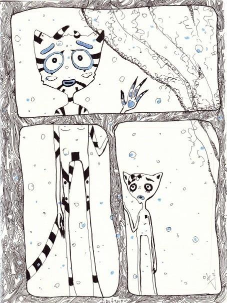 Сентиментально по-кошачьи. Изображение № 1.