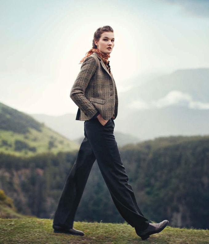 Вышли новые лукбуки Zara, Nasty Gal, Anna October и других марок. Изображение № 86.