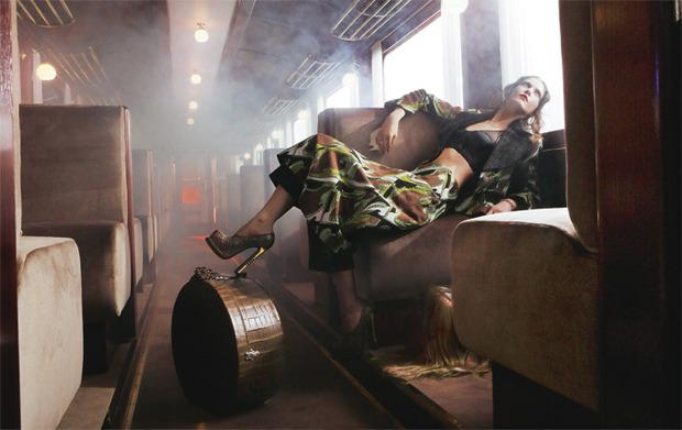 Новые съемки Dazed & Confused, Vogue, Pop и Madame Figaro. Изображение № 23.