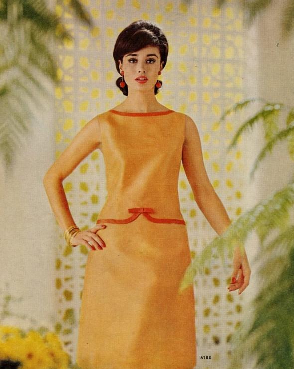 Изображение 9. Мода 60х: макияж.. Изображение № 9.