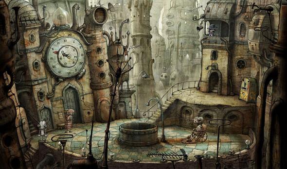 «Machinarium». Изображение № 11.