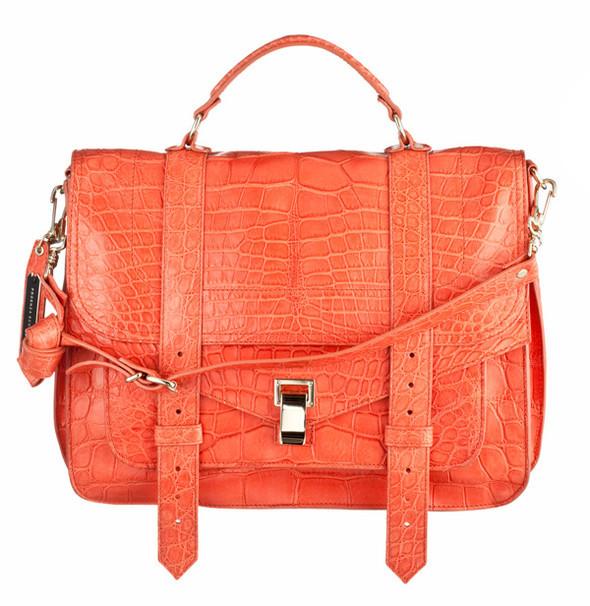 Новые сумки Proenza Shouler. Изображение № 3.