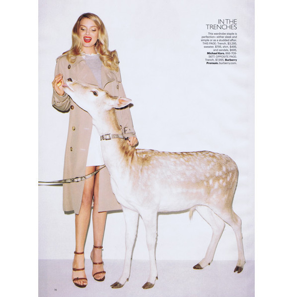 Новые съемки: i-D, Vogue, The Gentlewoman и другие. Изображение № 31.