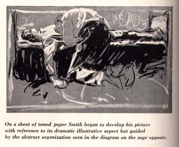 Американские иллюстраторы 40–60гг. ЧАСТЬ 1. Изображение № 43.