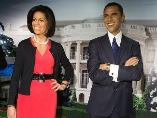 Восковая фигура Мишель Обамы. Изображение № 1.