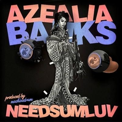 Совместный трек Азалии Бэнкс и Machinedrum. Изображение № 1.