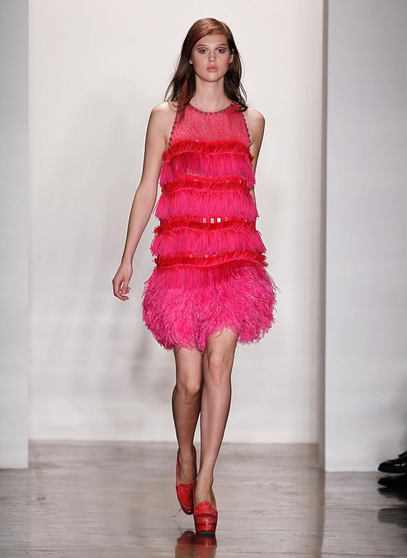 New York Fashion Week Spring 2012: День второй. Изображение № 40.