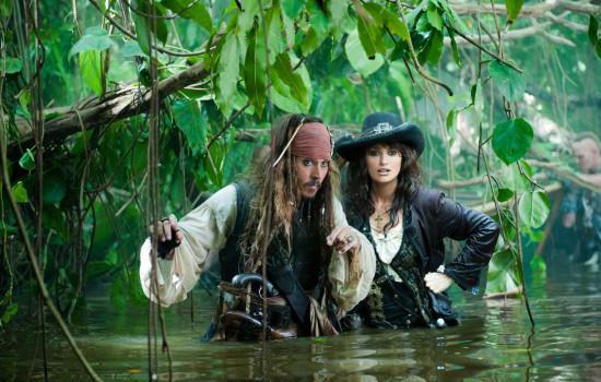 Изображение 1. Премьера: «Пираты Карибского моря: На странных берегах».. Изображение № 1.