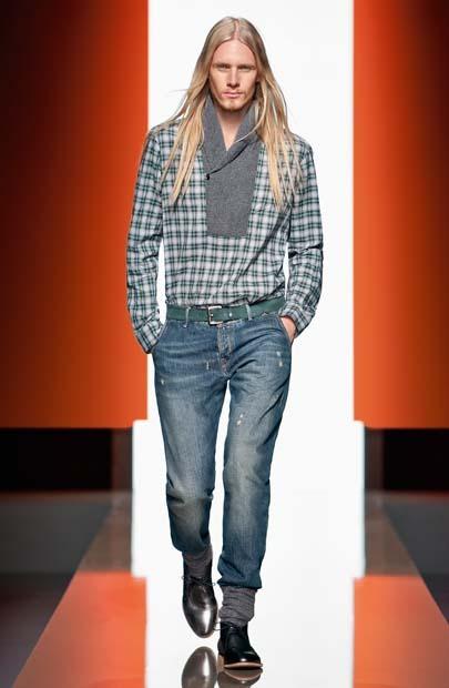 Новости ЦУМа: Коллекция мужской одежды Boss Orange осень-зима 2012-13. Изображение № 12.