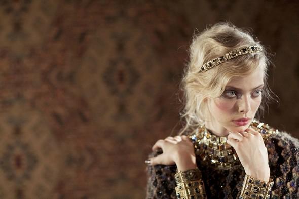 Съёмка: Таня Дягилева в Chanel для Grey. Изображение № 1.