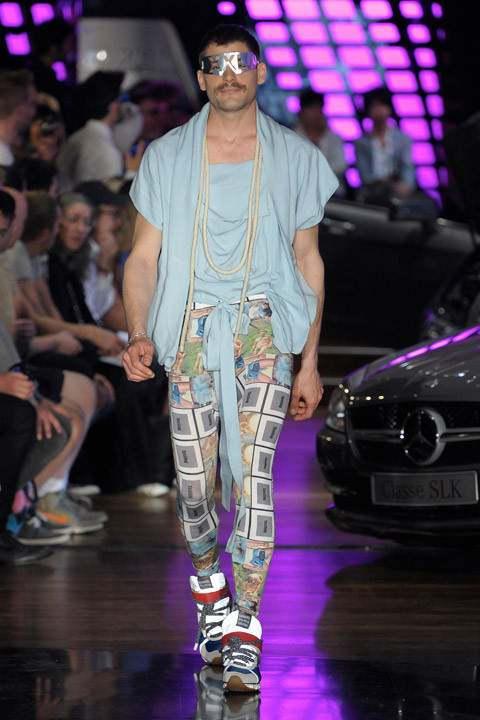 BERNHARD WILLHELM SS 2012 MEN. Изображение № 18.