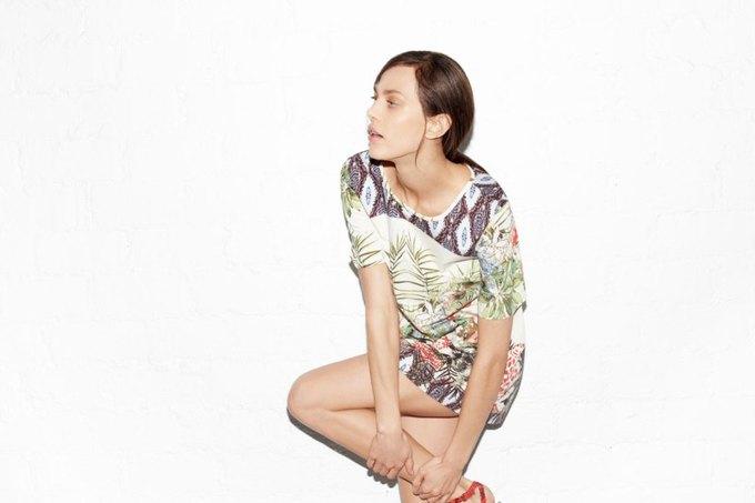 Forever 21, Le Coq Sportif и Zara выпустили новые коллекции. Изображение № 33.