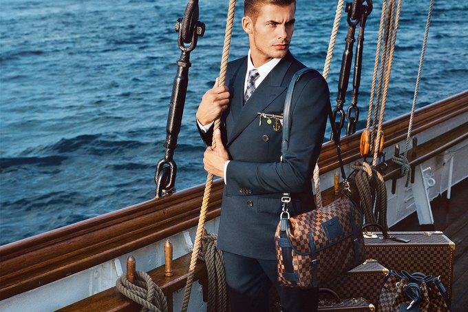 Вышли новые лукбуки Burberry, Fred Perry и Louis Vuitton. Изображение № 18.