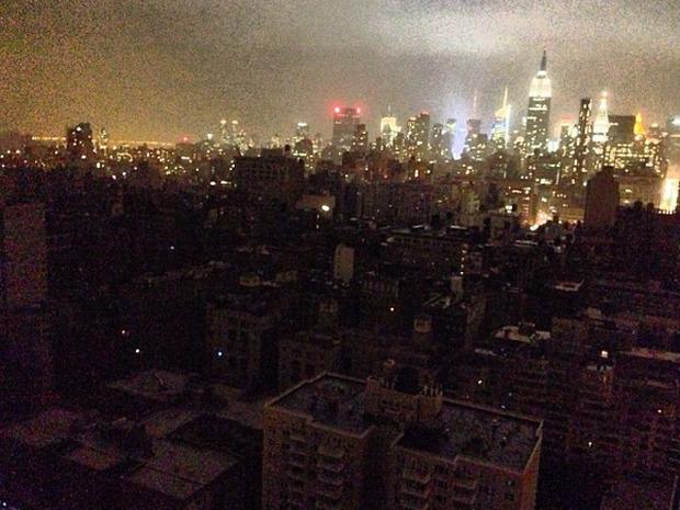Нью-Йорк без электричества. Изображение № 8.