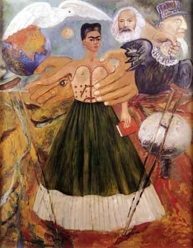Фрида Кало (Frida Kahlo). Изображение № 16.