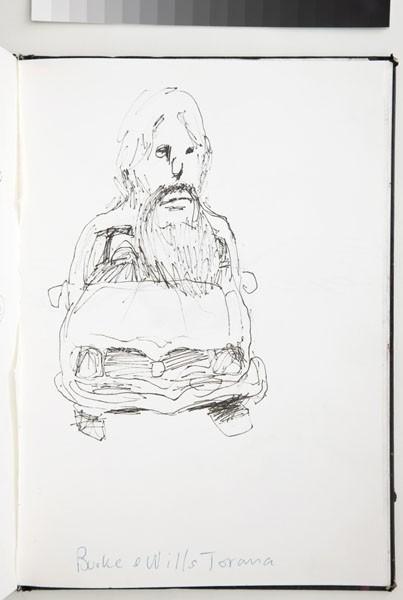 Абстрактные автомобили Бена Куильти. Изображение № 7.