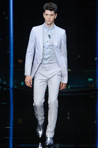 Неделя мужской моды в Милане: День 2. Изображение № 38.