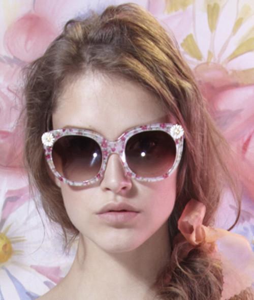 Привет, ромашки! Daisy Sunglasses от Sretsis. Изображение № 3.