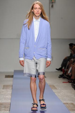 Неделя мужской моды в Париже: День 2. Изображение № 26.