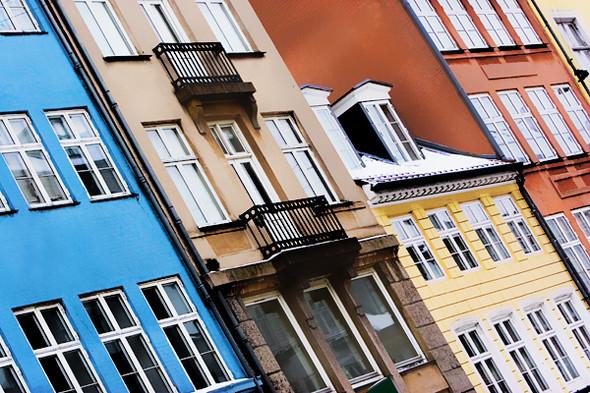 Изображение 1. Finland/Sweden/Danmark.. Изображение № 1.