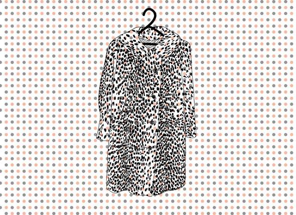 Леопардовая шуба. Изображение № 3.